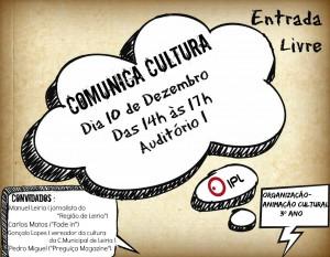 Debate_Comunica Cultura