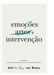 Capa e-book Emoções, Artes e Intervenção (I edição)