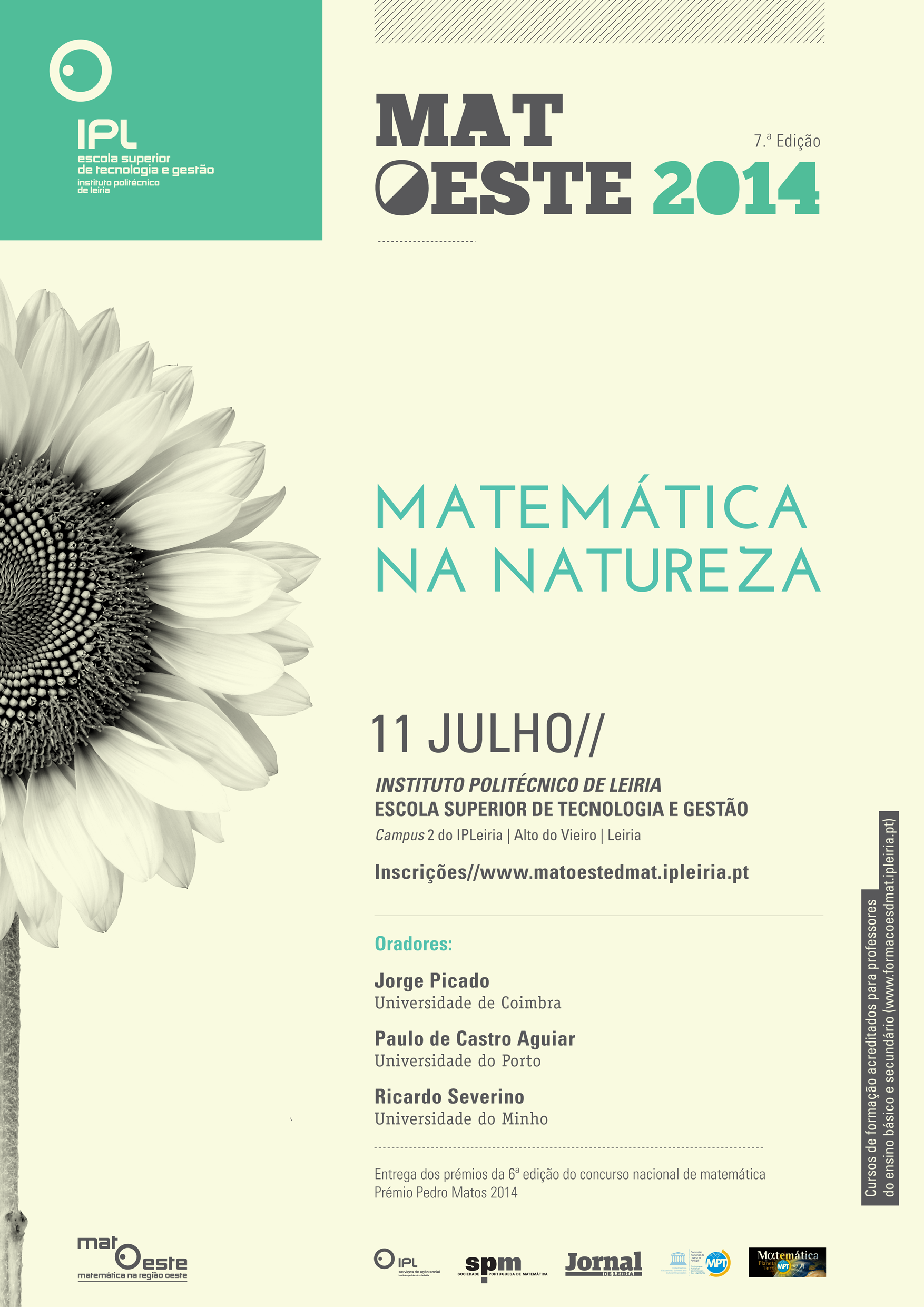 Cartaz do Mat-Oeste 2014